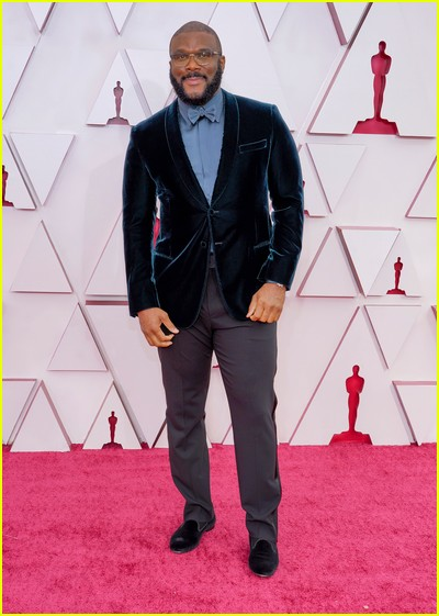 Tyler Perry at the Oscars