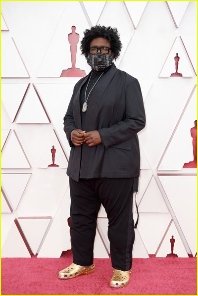 Questlove at the Oscars