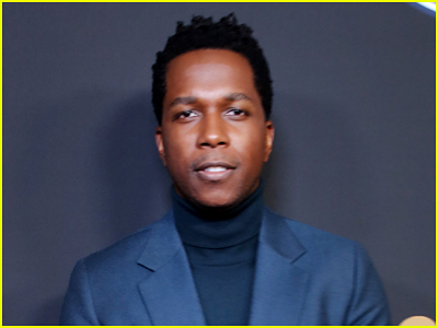 Leslie Odom Jr photo