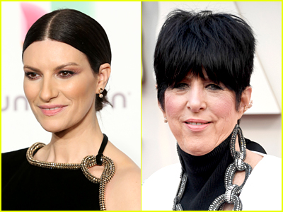 Laura Pausini and Diane Warren photos