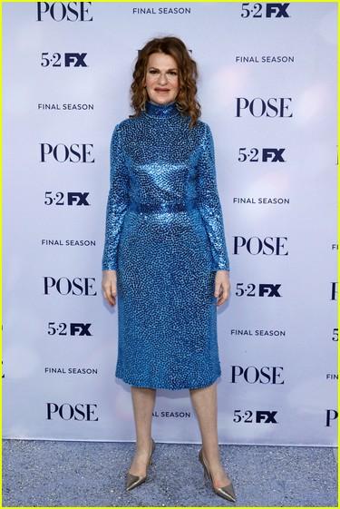 Sandra Bernhard at the Pose season three premiere