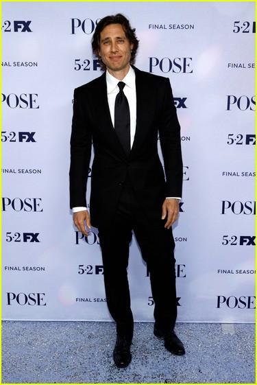 Brad Falchuk at the Pose season three premiere