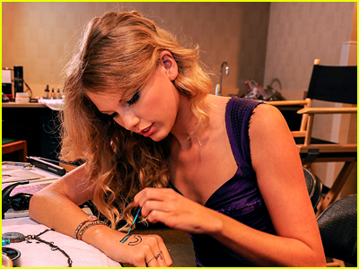 Taylor Swift photo from Fearless tour