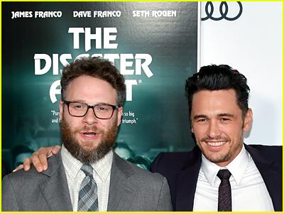 Seth Rogen and James Franco photos