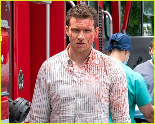 Oliver Stark in 911 Season Finale