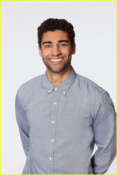 Marcus on The Bachelorette
