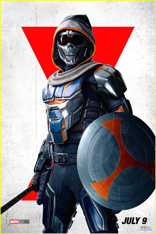 The Taskmaster poster for