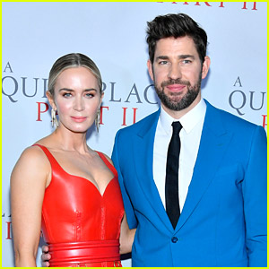 Emily Blunt & John Krasinski Are Reportedly In a Money Dispute with Paramount Over 'A Quiet Place Part II'