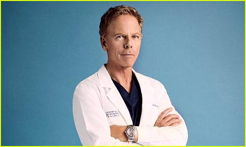 Greg Germann on Greys Anatomy