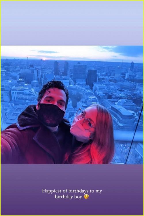 Henry & Natalie bday photo