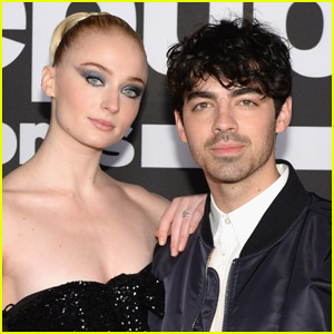 Joe Jonas Shares Throwback Photo of Pregnant Sophie Turner in Sweet Mother's Day Tribute!