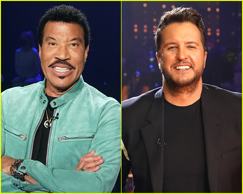 American Idol judges Lionel Richie and Luke Bryan