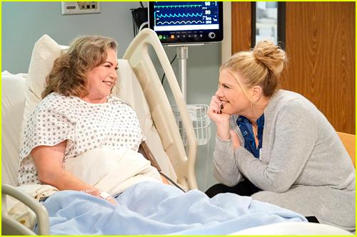 Kathleen Turner as Cookie on Mom