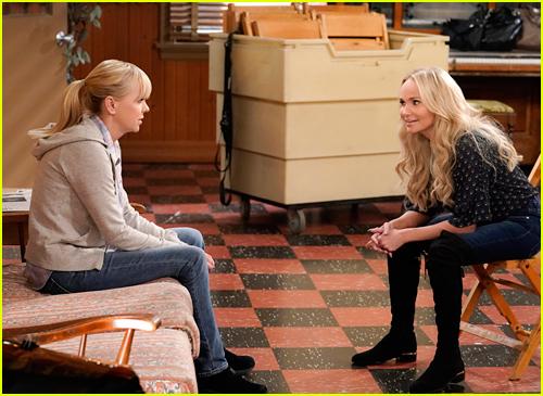 Kristin Chenoweth as Miranda on Mom