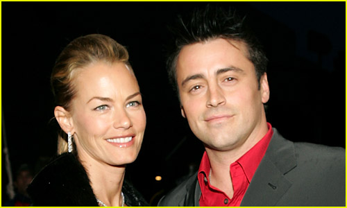 Matt LeBlanc with ex-wife Melissa McKnight
