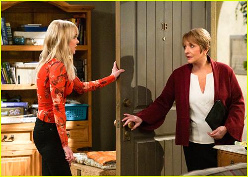 Patti Lupone as Rita on Mom