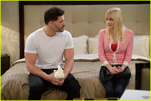 Joe Manganiello as Julian on Mom