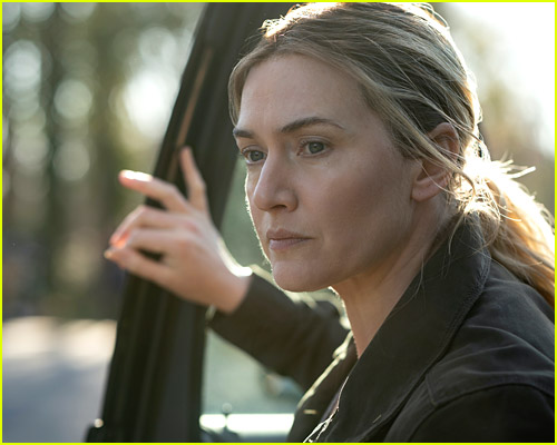 Mare of Easttown still with Kate Winslet
