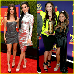 See Every Red Carpet Look from Reality Stars at MTV's Movie & TV Awards: Unscripted 2021