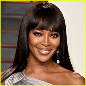 Naomi Campbell Announces She's a Mom, Introduces Her Daughter to the World!