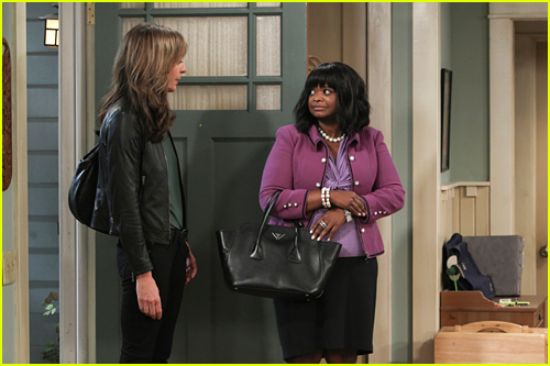 Octavia Spencer as Regina on Mom