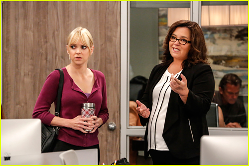 Rosie O'Donnell as Jeanine on Mom
