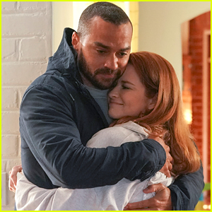 Sarah Drew & Jesse Williams Both Share Their Thoughts On a Jackson & April Spinoff From 'Grey's Anatomy'