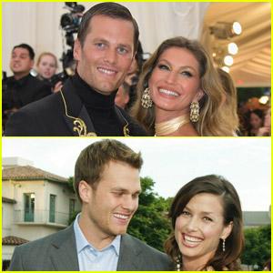 Tom Brady Honors Wife Gisele Bundchen & Ex Bridget Moynahan on Mother's Day