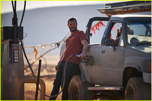 Jamie Dornan in HBO Max's The Tourist