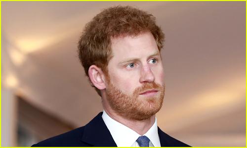 Photo of Prince Harry