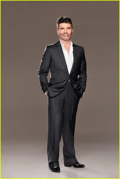 Simon Cowell on America's Got Talent judging panel