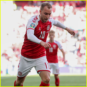 Soccer Star Christian Eriksen Collapses During Game; Current Condition Revealed by Tournament