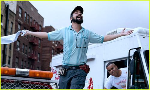 Lin-Manuel Miranda as Piragua Guy in In the Heights movie