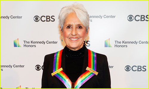 Joan Baez at the Kennedy Center Honors