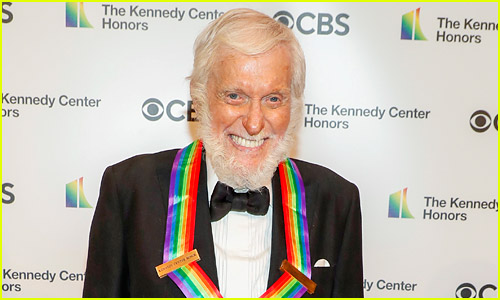 Dick Van Dyke at the Kennedy Center Honors
