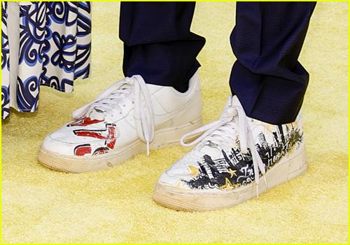 Lin-Manuel Miranda Shoes