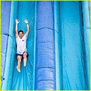 NBC Shuts Down 'Ultimate Slip 'N Slide' Game Show For This Gross Reason