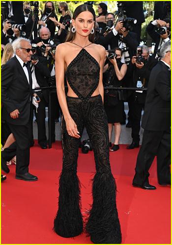 Izabel Goulart at the Cannes Film Festival