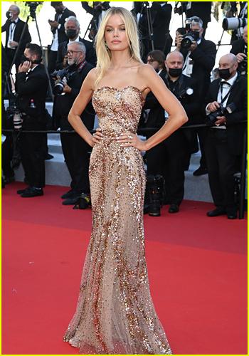 Frida Aasen at the Cannes Film Festival