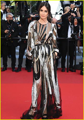 Paz Vega at the Cannes Film Festival