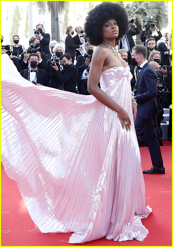 Didi Stone at the Cannes Film Festival