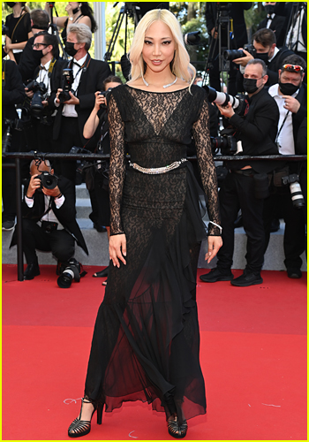 Soo Joo Park at the Cannes Film Festival